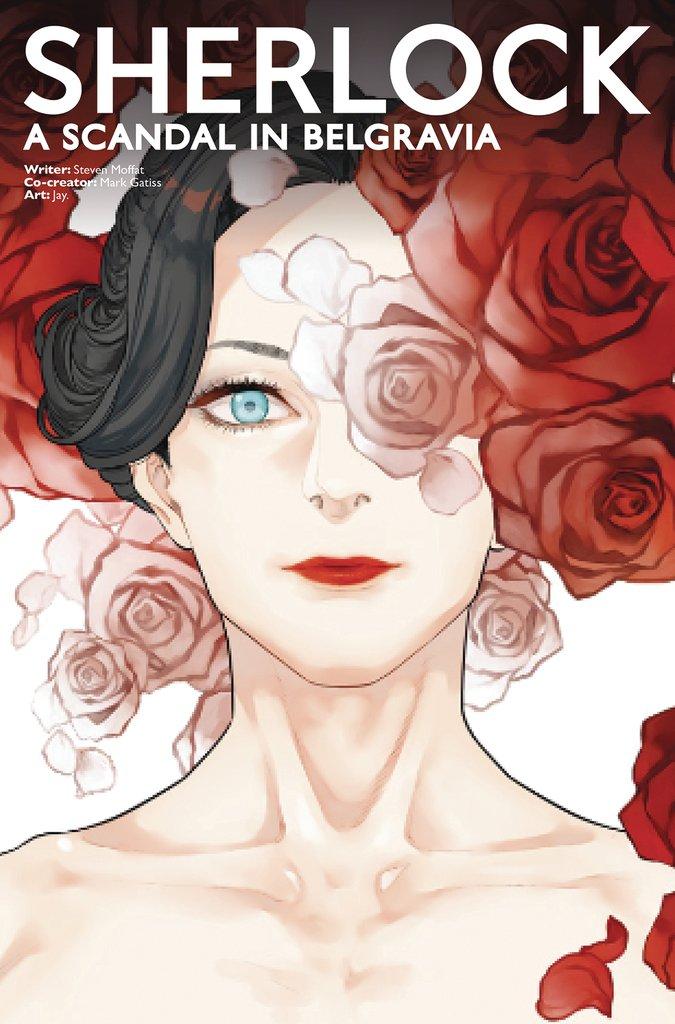 Cover to the comic book Sherlock: A Scandal In Belgravia #2