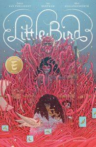 Cover to Little Bird: Fight For Elders Hope
