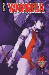 Cover to the comic book Vampirella Valentines