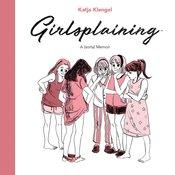 Cover to the original graphic novel Girlsplaining